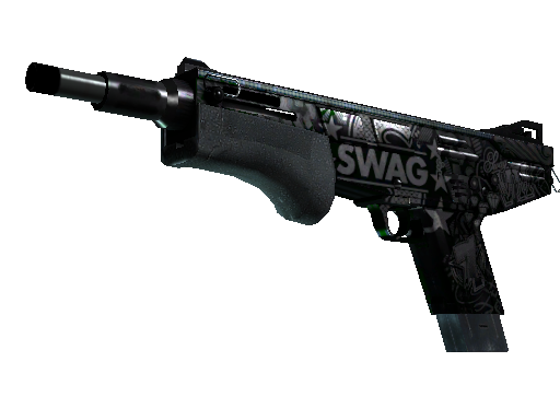 MAG-7 | SWAG-7 (Battle-Scarred)
