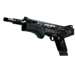 StatTrak™ MAG-7 | SWAG-7 (Well-Worn)