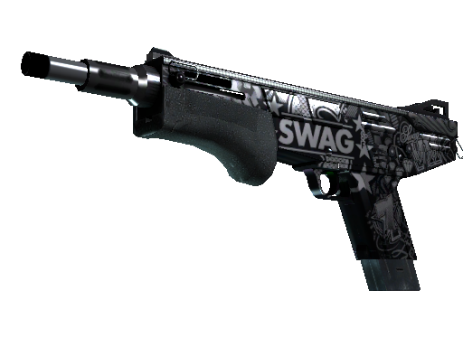 StatTrak™ MAG-7 | SWAG-7 (Battle-Scarred)