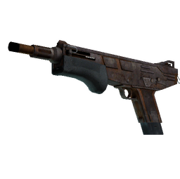 MAG-7 | Rust Coat (Battle-Scarred)