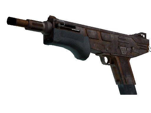MAG-7 | Rust Coat Battle-Scarred