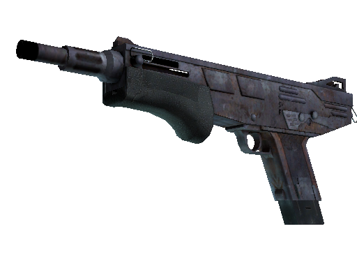 MAG-7 | Rust Coat Well-Worn