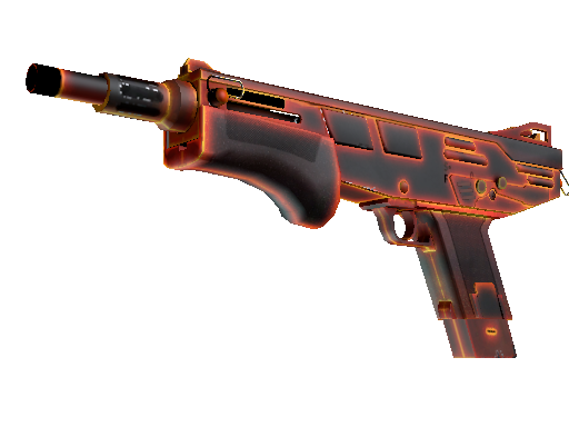 image of StatTrak™ MAG-7 | Heat