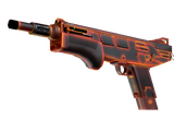 StatTrak™ MAG-7 | Heat (Factory New)