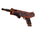 StatTrak™ MAG-7 | Heat <br>(Battle-Scarred)