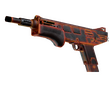 MAG-7 | Heat (Battle-Scarred)