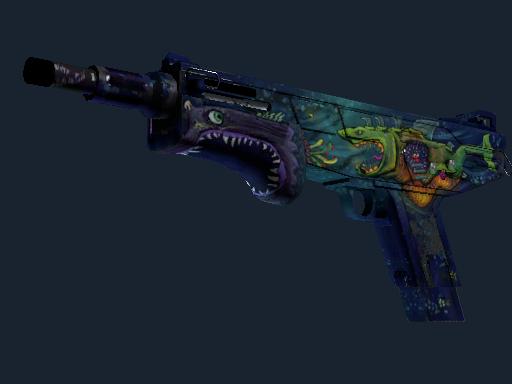 Скин MAG-7   Зов монстра (Закалённое в боях)