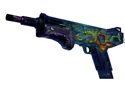 MAG-7 | Monster Call (Battle-Scarred)