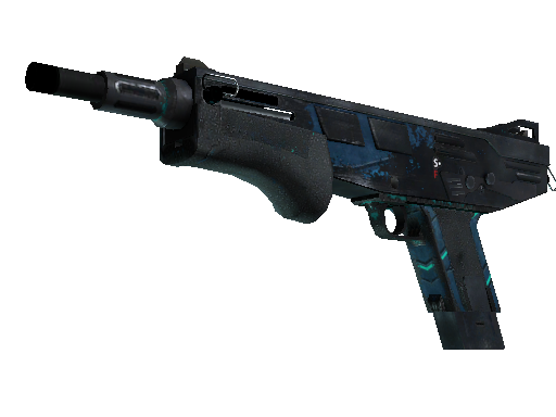MAG-7 | Cobalt Core Battle-Scarred