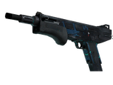 StatTrak™ MAG-7 | Cobalt Core (Battle-Scarred)