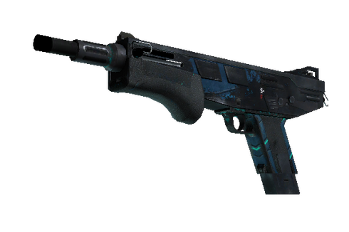 Buy StatTrak™ MAG-7 | Cobalt Core (Battle-Scarred)