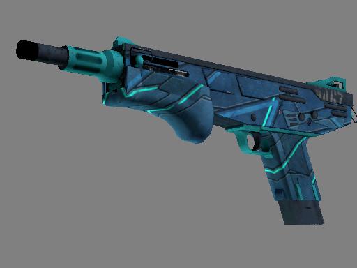 MAG-7 | Kobalt Çekirdeği (Fabrikadan Yeni Çıkmış)