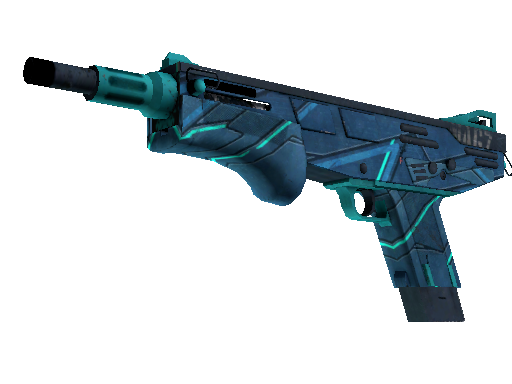 StatTrak™ MAG-7 | Cobalt Core