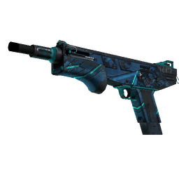 StatTrak™ MAG-7 | Cobalt Core (Field-Tested)