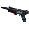 StatTrak™ MAG-7 | Heaven Guard <br>(Well-Worn)