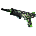 MAG-7 | Counter Terrace <br>(Well-Worn)