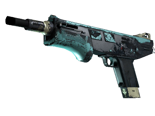 MAG-7 | Seabird Well-Worn