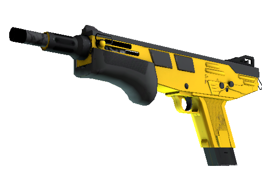 Restricted MAG-7 Bulldozer