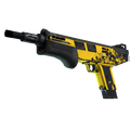 MAG-7 | Bulldozer <br>(Well-Worn)