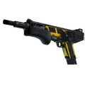 MAG-7 | Bulldozer <br>(Battle-Scarred)