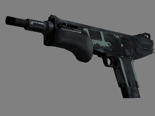 Скин MAG-7 | Гроза (Закаленное в боях)