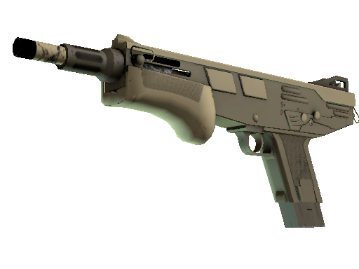 MAG-7 | Sand Dune (Battle-Scarred)