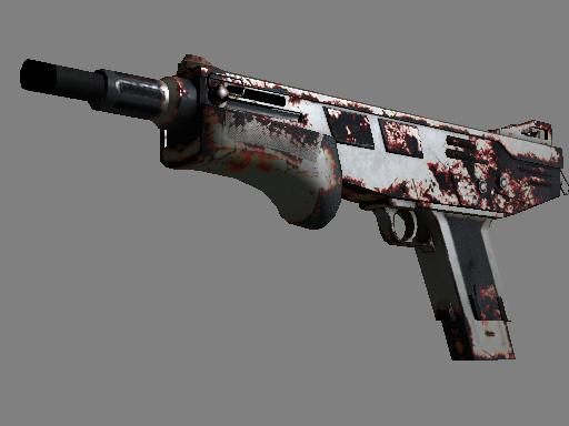 Скин StatTrak™ MAG-7 | Поджигатель (Поношенное)
