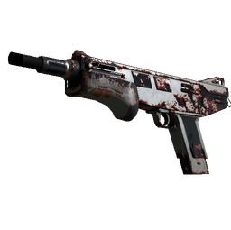 StatTrak™ MAG-7 | Firestarter (Well-Worn)