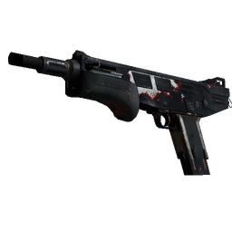 MAG-7 | Firestarter (Battle-Scarred)