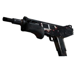 StatTrak™ MAG-7 | Firestarter (Battle-Scarred)