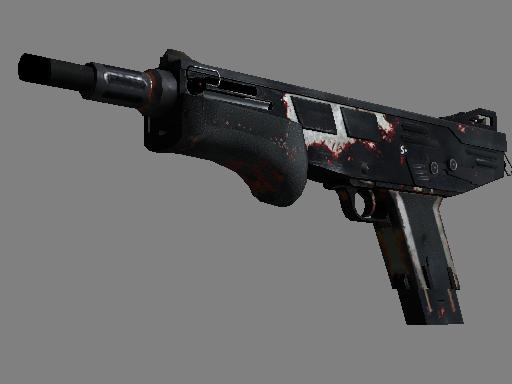 Скин StatTrak™ MAG-7 | Поджигатель (Закаленное в боях)