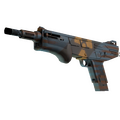 MAG-7 | Irradiated Alert <br>(Minimal Wear)