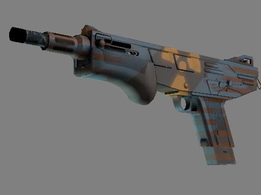 Nuke MAG-7 Irradiated Alert