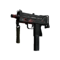 StatTrak™ MAC-10 | Tatter <br>(Battle-Scarred)