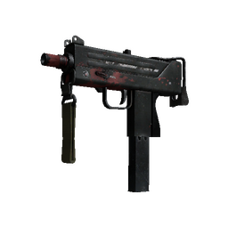 MAC-10 | Tatter (Battle-Scarred)