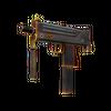 StatTrak™ MAC-10 | Heat (Battle-Scarred)