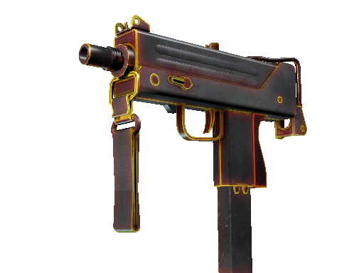 MAC-10 | Heat Field-Tested