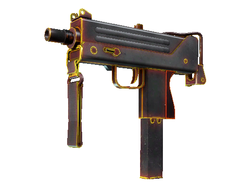 MAC-10 | Heat (Field-Tested)