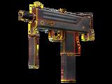 Weapon CSGO - MAC-10 Heat