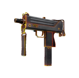 StatTrak™ MAC-10 | Heat (Field-Tested)