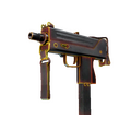 StatTrak™ MAC-10 | Heat <br>(Well-Worn)