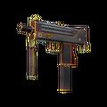 MAC-10 | Heat <br>(Well-Worn)