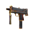 StatTrak™ MAC-10 | Heat <br>(Minimal Wear)