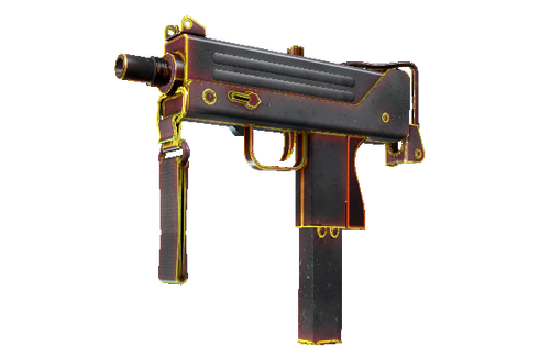 MAC-10 | Heat (Minimal Wear) Prices