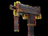 StatTrak™ MAC-10 | Heat (Factory New)