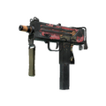 MAC-10 | Curse <br>(Battle-Scarred)