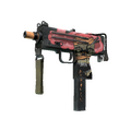 StatTrak™ MAC-10 | Curse <br>(Well-Worn)