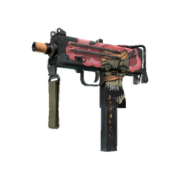MAC-10 | Curse (Field-Tested)