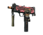 MAC-10 | Curse (Well-Worn)