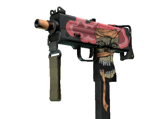 MAC-10 | Curse Field-Tested